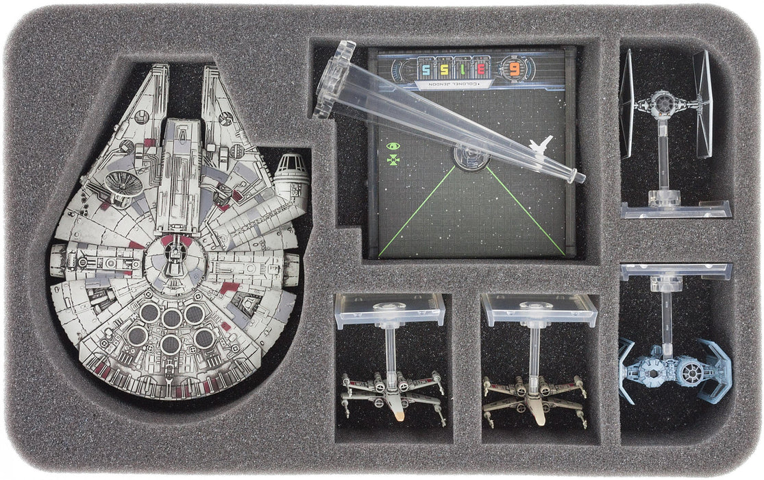 HSBH050BO foam tray for Star Wars X-WING Millennium Falcon (HSBH050BO)