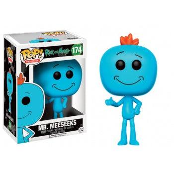 Funko POP! Animation - Rick and Morty Mr. Meeseeks