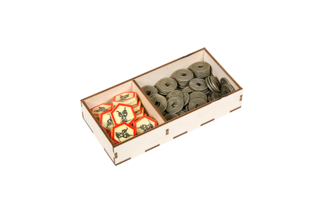 Rising Sun: Daimyo Collection Crate and Organizer (Broken Token) (GCA014)