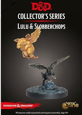 Dungeons & Dragons Collector's Series: Descent into Avernus – Lulu and Slobberchops