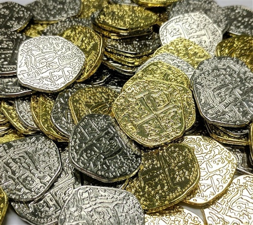 Glenn Drover's Empires: Age of Discovery – Metal Coins