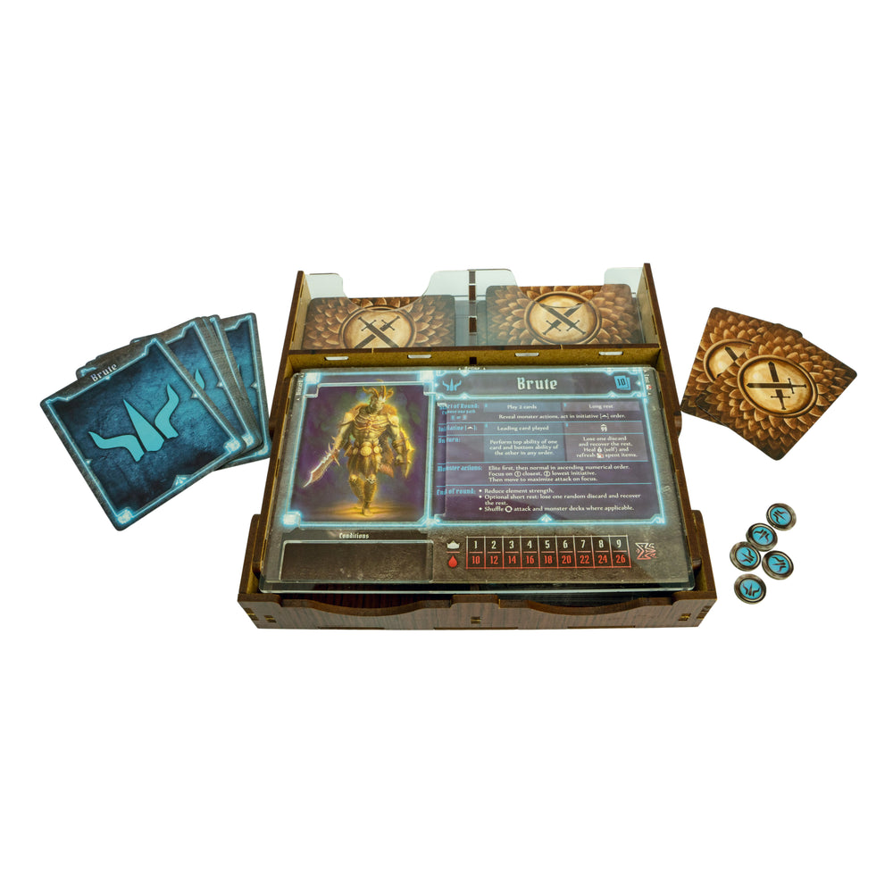 Gloomhaven Player Organizer (Blackfire)