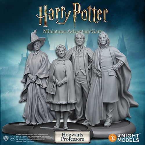 Harry Potter Miniatures Adventure Game: Hogwarts Professors
