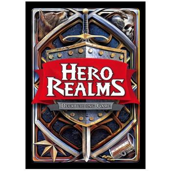 Hero Realms: Double Matte Art Sleeves (60 Sleeves)