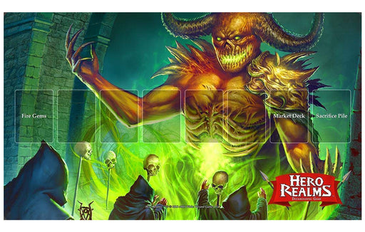 Hero Realms Playmat - Tyrannor