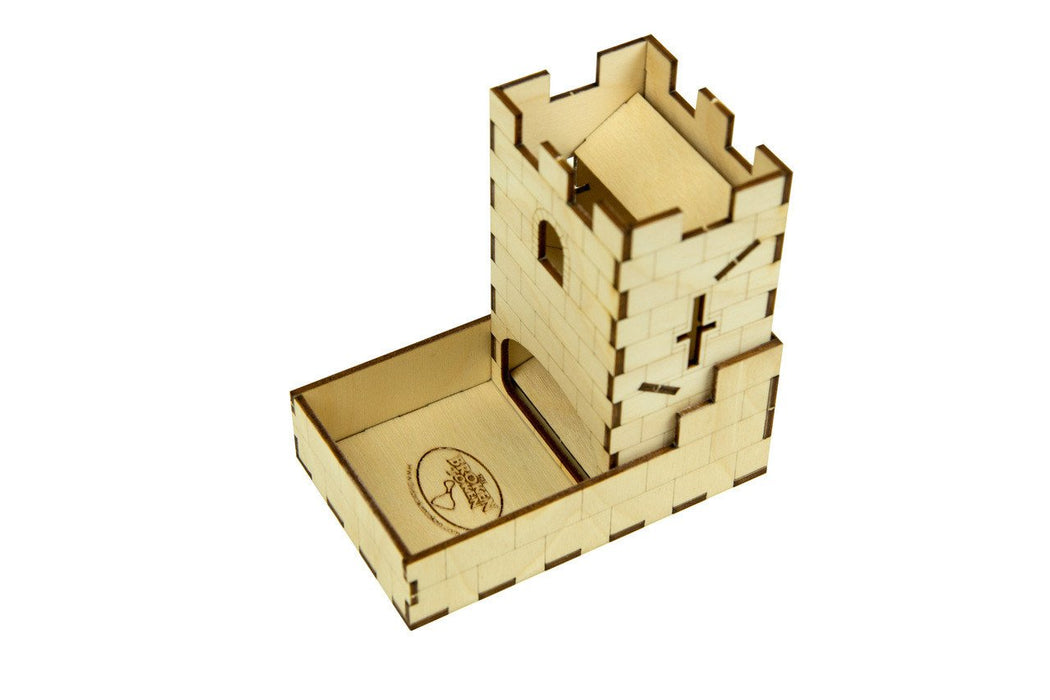 Mini Dice Tower (Broken Token) (DIT001)