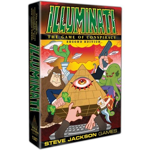 Illuminati: 2nd Edition