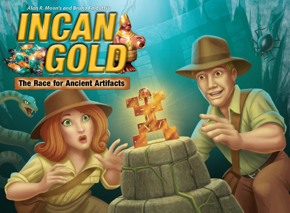 Incan Gold (2018 Edition)