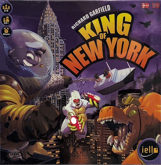 King of New York (Dansk)