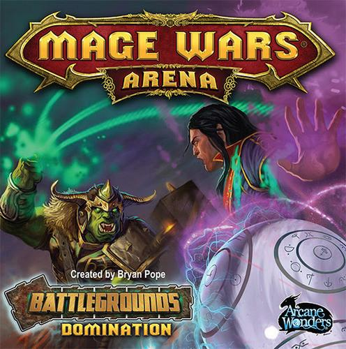 Mage Wars: Arena - Battlegrounds Domination