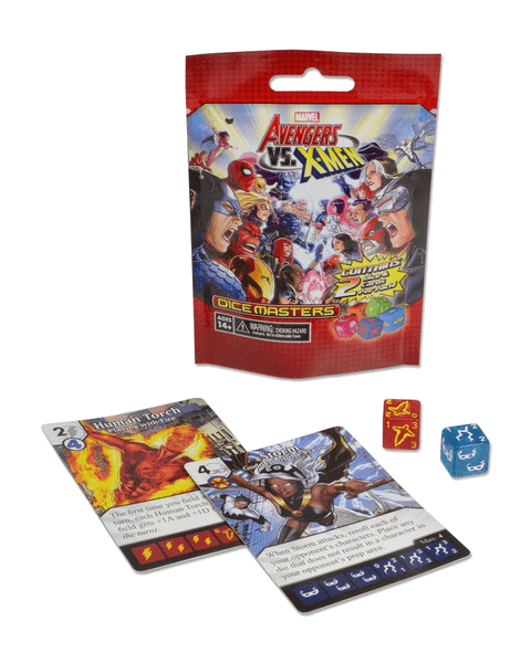 Marvel Dice Masters: Avengers vs. X-Men Booster