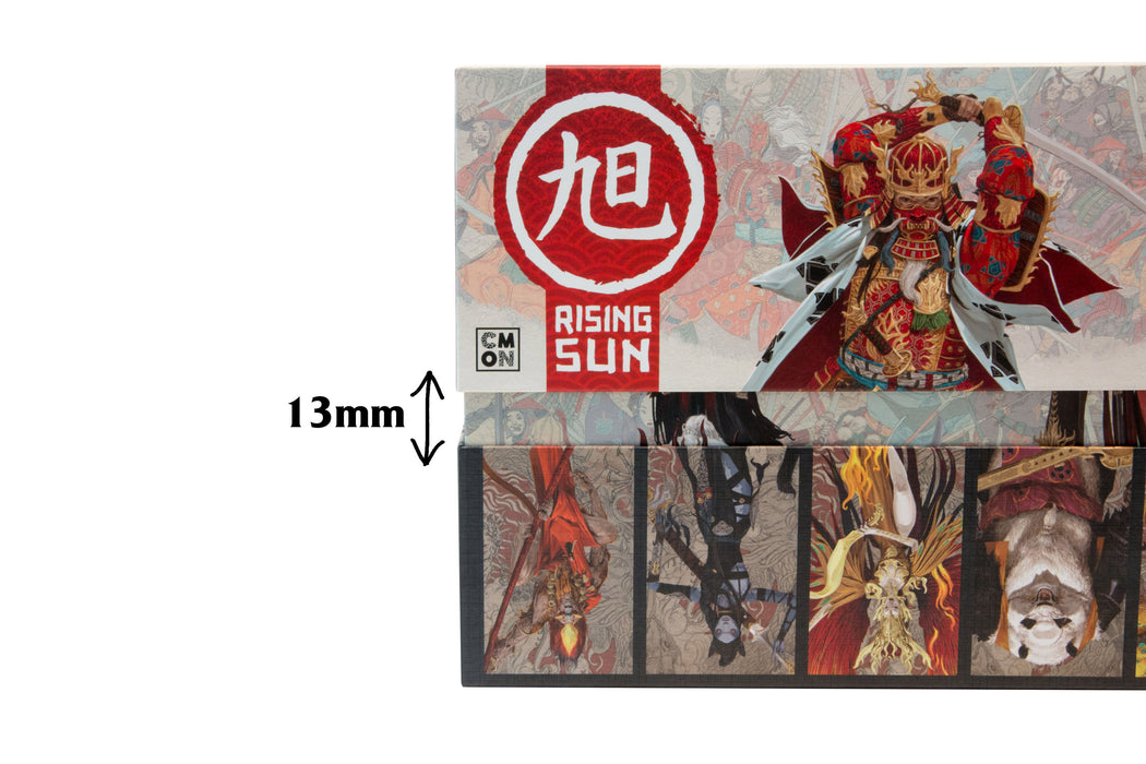 Spilordner til Rising Sun: Daimyo Collection (Broken Token)