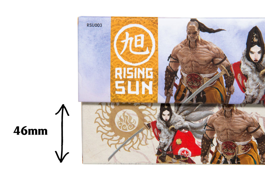 Spilordner til Rising Sun: Retail Expansion (Broken Token)
