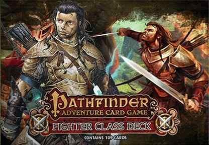Pathfinder Adventure Card Game: Class Deck – Fighter