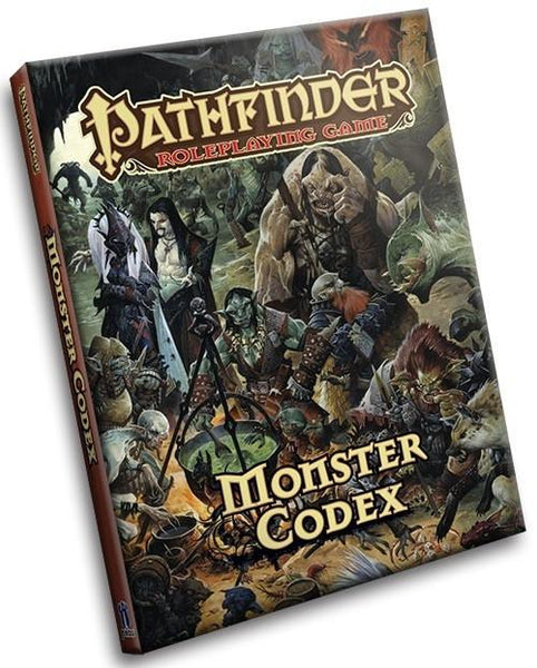 Pathfinder RPG Monster Codex