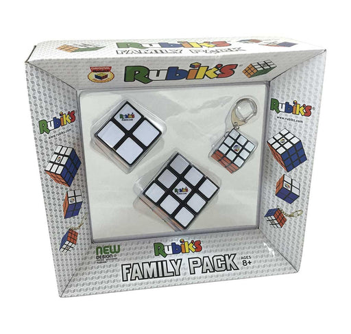 Rubik's Family pack