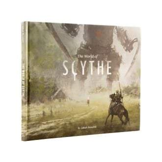 Scythe Art Book - World of Scythe (Stonemaier Games)