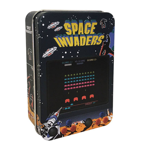 Space Invaders spillekort