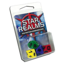 Star Realms 16mm Dice (Legion)