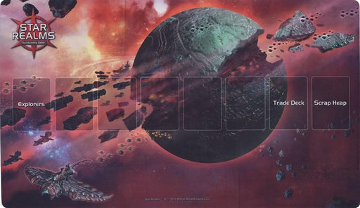 Star Realms Playmat -  Death World