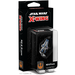 Star Wars: X-Wing (Second Edition) - RZ-2 A-Wing Expansion Pack