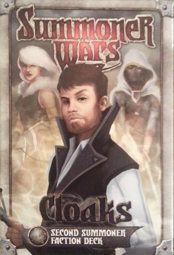 Summoner Wars: Cloaks Second Summoner
