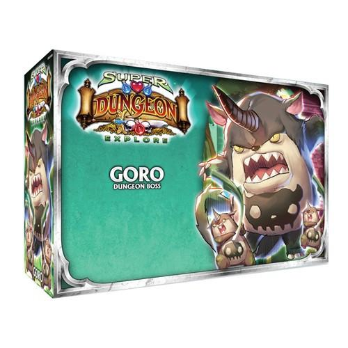 Super Dungeon Explore: Goro