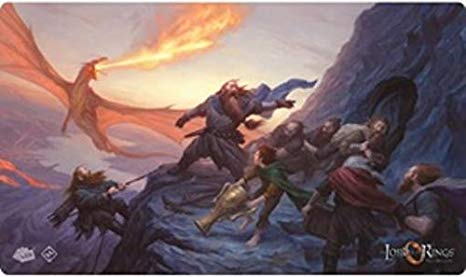 The Lord of the Rings: On The Doorstep - Playmat