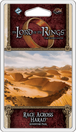 The Lord of the Rings: The Card Game – Race Across Harad