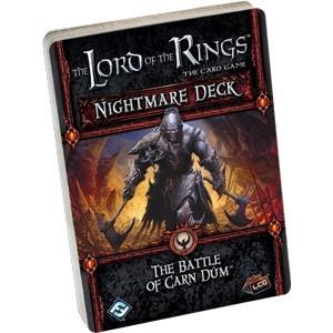 The Lord of the Rings: The Card Game – The Battle of Carn Dûm Nightmare Deck