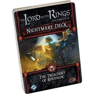 The Lord of the Rings: The Card Game – The Treachery of Rhudaur Nightmare Deck