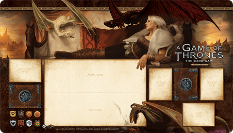A Game of Thrones: The Card Game Playmats