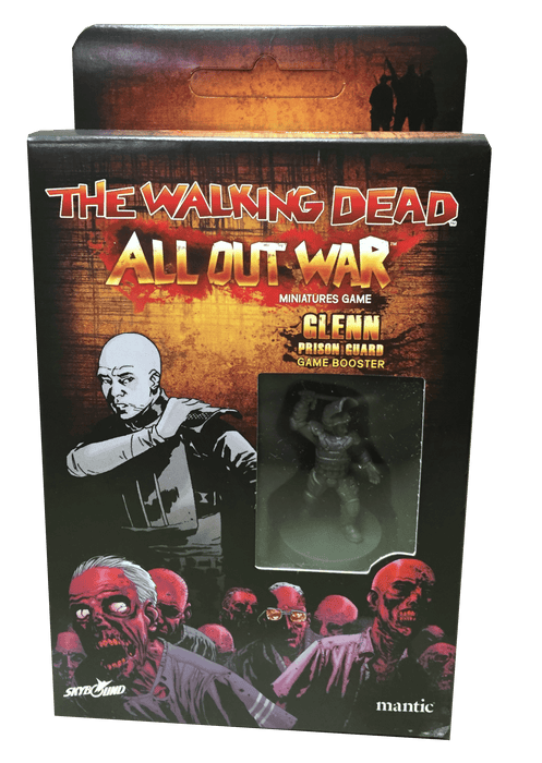 The Walking Dead: All Out War - Glenn, Prison Guard Booster