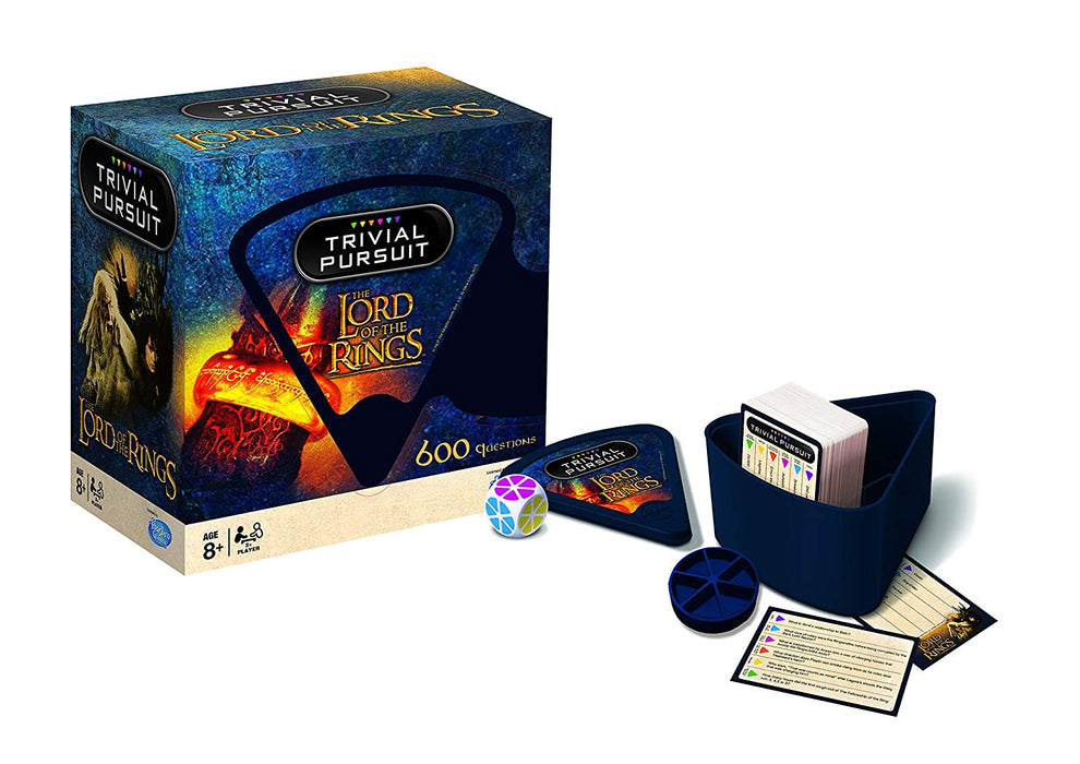 Trivial Pursuit: The Lord of the Rings
