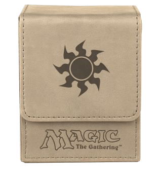 Ultra Pro: Flip Deck Box - Magic Mana
