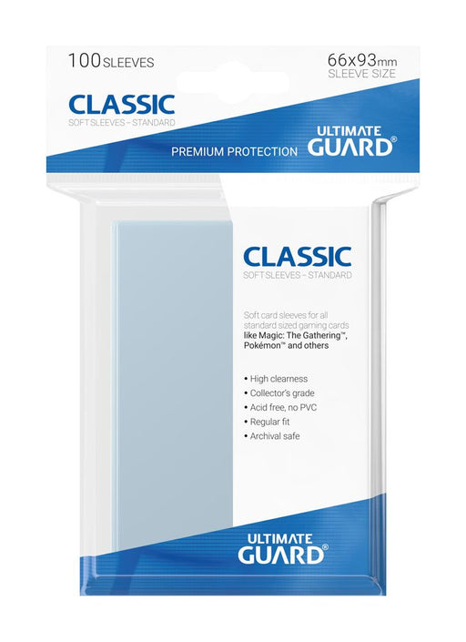 Ultimate Guard Classic Soft kortlommer