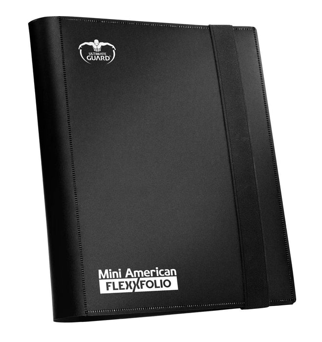 Ultimate Guard Mini American 9-Pocket FlexXfolio - Black