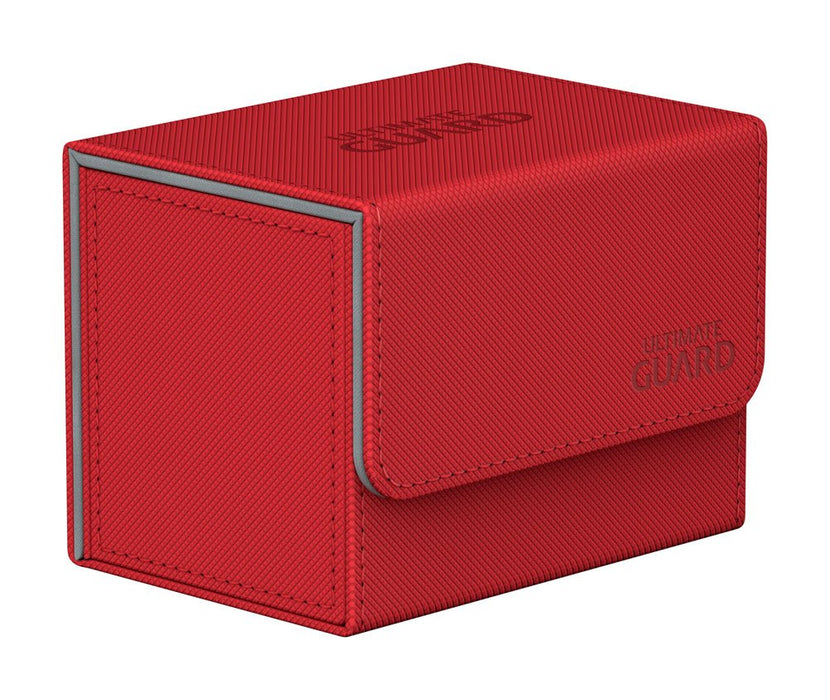 Ultimate Guard SideWinder 80+ - Standard Size - XenoSkin Red