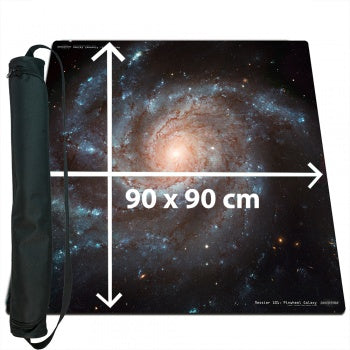 Ultrafine Playmat with carrybag - Space 90x90 (Blackfire)