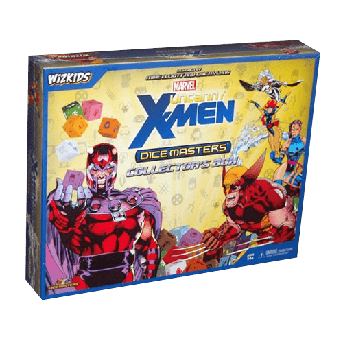 Marvel Dice Masters: Uncanny X-Men Collector's Box