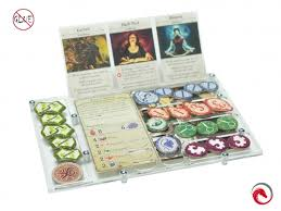 Organizer compatible with Arkham Horror™ 3rd ed. (e-Raptor)