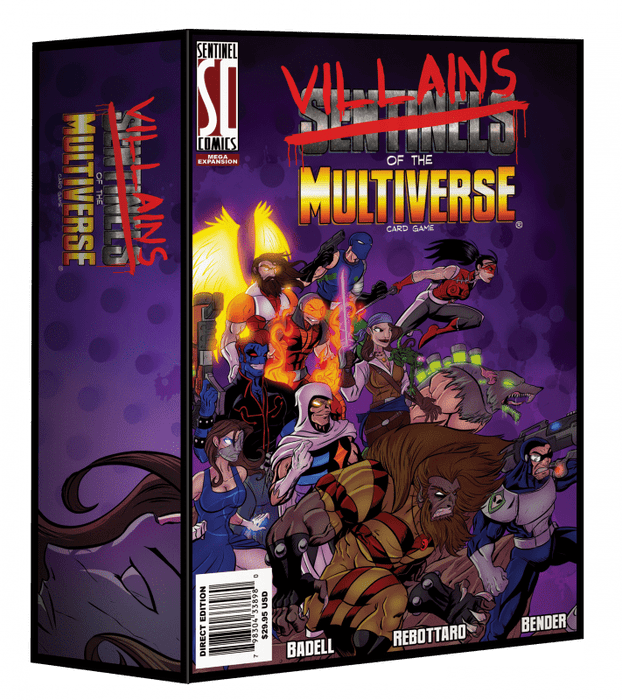 Sentinels of the Multiverse: Villains of the Multiverse