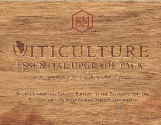 Viticulture Essential Edition - Upgrade pack