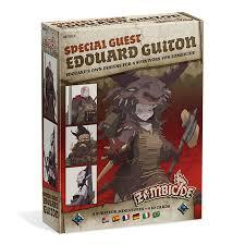 Zombicide: Black Plague Special Guest Box – Edouard Guiton