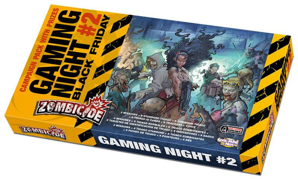 Zombicide Gaming Night #2: Black Friday