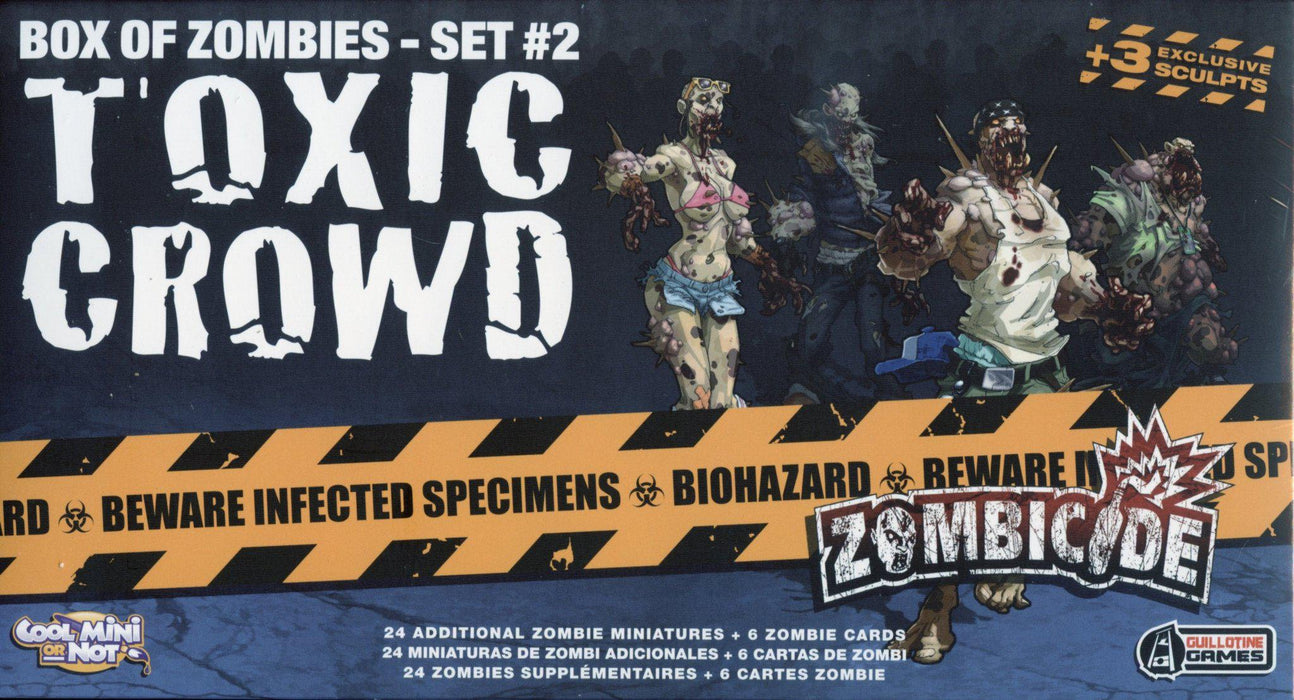Zombicide: Toxic Crowd (Set #2)
