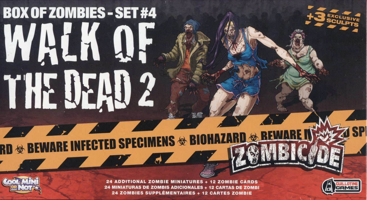 Zombicide: Walk of the Dead 2 (Set #4)