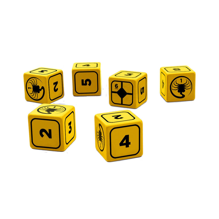 ALIEN: The Roleplaying Game - Stress Dice Set