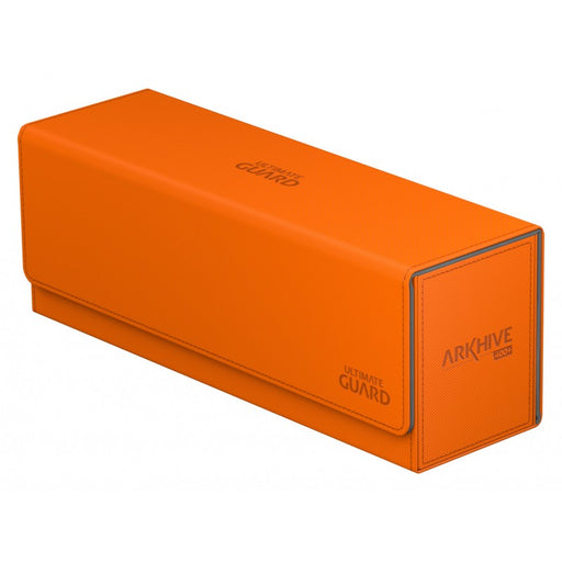 Ultimate Guard Arkhive 400+ Standard Size XenoSkin Orange