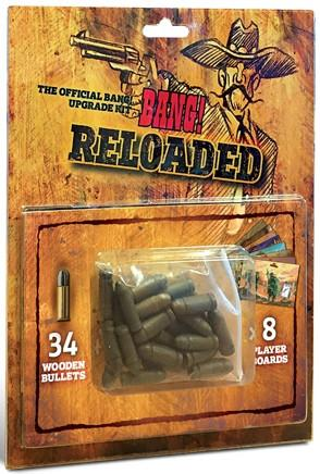 BANG! Reloaded - Upgrade kit